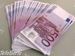 úver ponuka medzi najmä úprimný vážne , Obchod a služby, Ostatné  | Tetaberta.sk - bazár, inzercia zadarmo