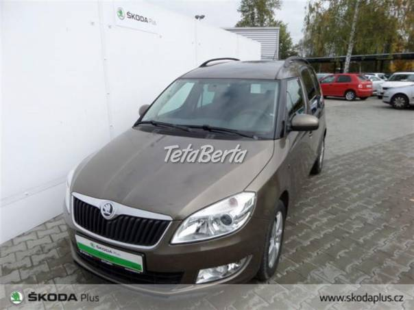 Škoda Roomster 1,2 TSI / 63 kW Ambition, foto 1 Auto-moto, Automobily | Tetaberta.sk - bazár, inzercia zadarmo