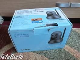 Predám AirCam WN-2600HD IP kamera. Bez záruky ale v plne funkčnom stave. , Elektro, Ostatné  | Tetaberta.sk - bazár, inzercia zadarmo