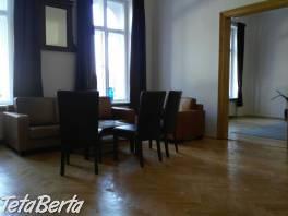 Prenájom pekný 4 izbový byt, Štefánikova ulica, Bratislava I. Staré Mesto