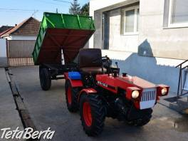 malotraktor MT8- - nové pneu , Poľnohospodárske a stavebné stroje, Poľnohospodárské stroje  | Tetaberta.sk - bazár, inzercia zadarmo