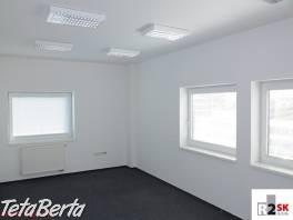 Prenájmeme kancelárske priestory, Žilina - širšie centrum, R2 SK.