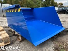 Mechanická lopata 1000 litrov , Obchod a služby, Stroje a zariadenia  | Tetaberta.sk - bazár, inzercia zadarmo