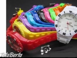 Farebné silikónové hodinky , Móda, krása a zdravie, Hodinky a šperky  | Tetaberta.sk - bazár, inzercia zadarmo