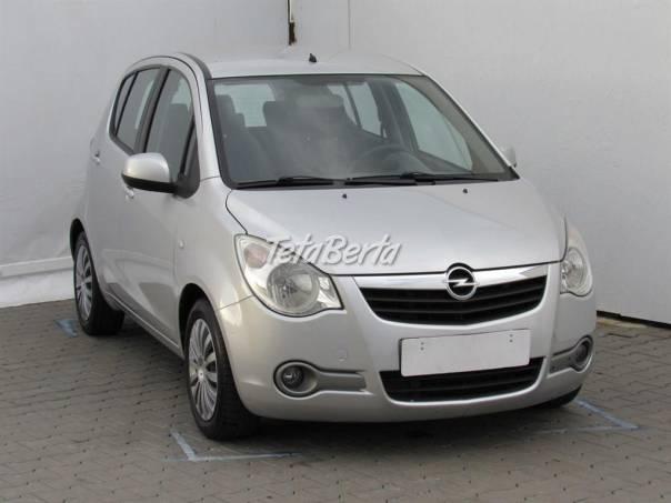 Opel Agila  1.2 16V, Serv.kniha, foto 1 Auto-moto, Automobily | Tetaberta.sk - bazár, inzercia zadarmo
