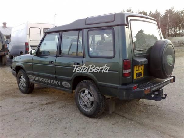 Land Rover Discovery 300tdi - rozprodám náhradní díly, foto 1 Auto-moto | Tetaberta.sk - bazár, inzercia zadarmo
