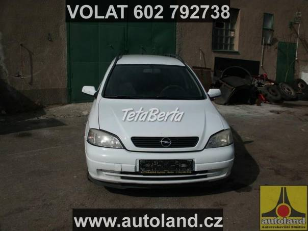 Opel Astra 2,0, foto 1 Auto-moto | Tetaberta.sk - bazár, inzercia zadarmo