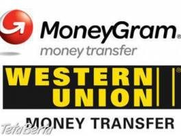 Rýchly prevod Western Union a Money Gram