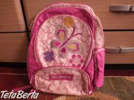 Predám dievčenský ruksak. , Pre deti, Školské potreby  | Tetaberta.sk - bazár, inzercia zadarmo