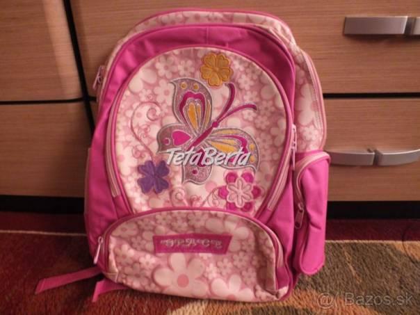 Predám dievčenský ruksak., foto 1 Pre deti, Školské potreby | Tetaberta.sk - bazár, inzercia zadarmo