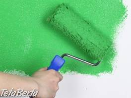 Potrebujete vymalovať,byt,dom,kanceláriu? , Obchod a služby, Maľovanie  | Tetaberta.sk - bazár, inzercia zadarmo
