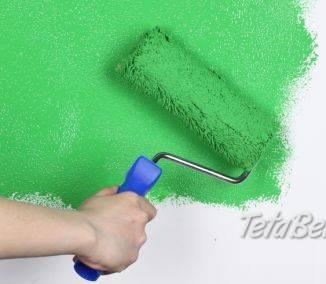 Potrebujete vymalovať,byt,dom,kanceláriu?, foto 1 Obchod a služby, Maľovanie | Tetaberta.sk - bazár, inzercia zadarmo