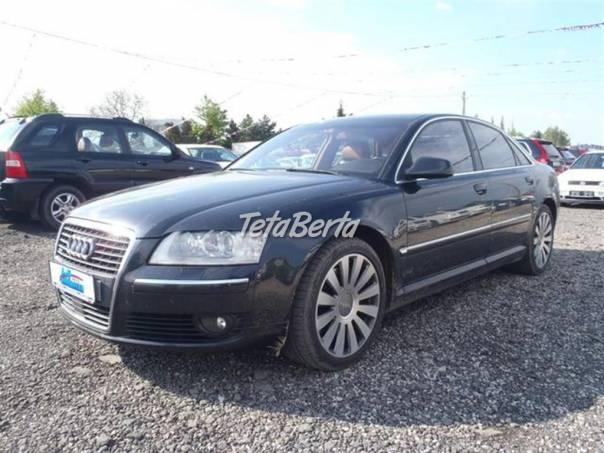 Audi A8 4.0 TDI, 202 kW, NAVI, foto 1 Auto-moto, Automobily | Tetaberta.sk - bazár, inzercia zadarmo