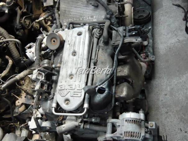 Chrysler Intrepid Motor 3,3 V, foto 1 Auto-moto   Tetaberta.sk - bazár, inzercia zadarmo