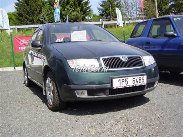 Škoda Fabia 1.4 klimatizace, foto 1 Auto-moto, Automobily | Tetaberta.sk - bazár, inzercia zadarmo