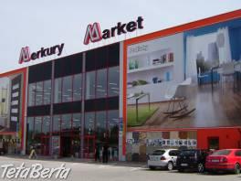 Merkury Market - obchodné priestory v Michalovciach