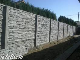 Betónové ploty IPK , Dom a záhrada, Brány a ploty    Tetaberta.sk - bazár, inzercia zadarmo