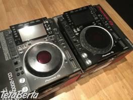 2x Pioneer CDJ-2000NXS2 + 1x DJM-900NXS2 , Hobby, voľný čas, Film, hudba a knihy  | Tetaberta.sk - bazár, inzercia zadarmo