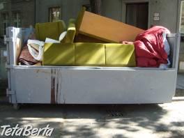 Odvoz starého nábytku v Ba a okolí  , Dom a záhrada, Stoly, pulty a stoličky  | Tetaberta.sk - bazár, inzercia zadarmo