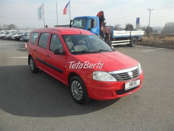 Dacia Logan 1,4 MPi kombi KLIMATIZACE, ABS, foto 1 Auto-moto, Automobily | Tetaberta.sk - bazár, inzercia zadarmo
