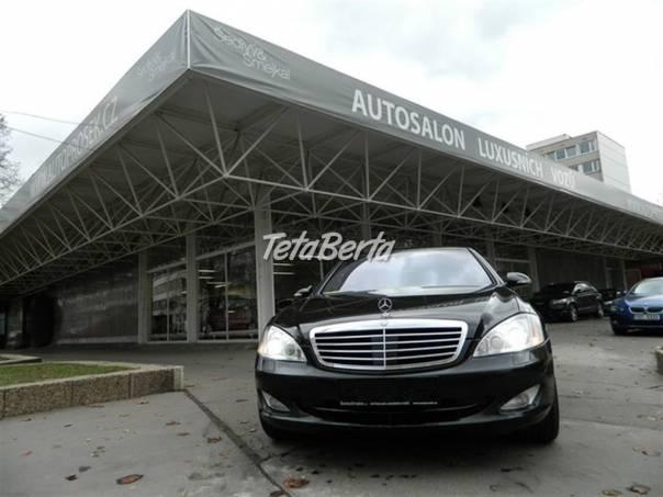 Mercedes-Benz Třída S 500L 4MATIC TOP VÝBAVA+STAV, foto 1 Auto-moto, Automobily | Tetaberta.sk - bazár, inzercia zadarmo