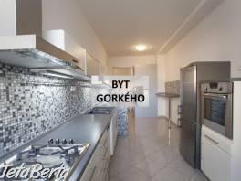 Prenájom 4 izbový byt CENTRUM, Gorkého ulica, Bratislava I.Staré Mesto