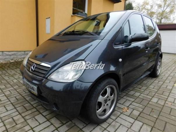 Mercedes-Benz Třída A A170 CDI Classic * 66 kW *, foto 1 Auto-moto, Automobily | Tetaberta.sk - bazár, inzercia zadarmo
