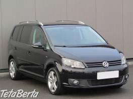 Volkswagen Touran  1.6 TDI, Serv.kniha , Auto-moto, Automobily  | Tetaberta.sk - bazár, inzercia zadarmo