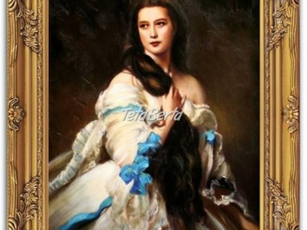 MADAME RIMSKY KORSAKOV - olejomalba na plátně, foto 1 Hobby, voľný čas, Umenie a zbierky | Tetaberta.sk - bazár, inzercia zadarmo
