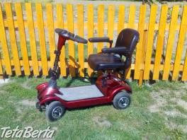 Predám elektrický skúter-vozik , Auto-moto, Motocykle a Štvorkolky  | Tetaberta.sk - bazár, inzercia zadarmo