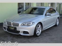 BMW Řada 5 550d xDRIVE+TOP VÝBAVA+ZÁRUKA , Auto-moto, Automobily  | Tetaberta.sk - bazár, inzercia zadarmo