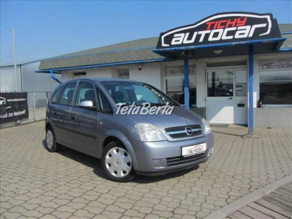 Opel Meriva 1.6 16V, Klimatizace, dálkový, foto 1 Auto-moto, Automobily | Tetaberta.sk - bazár, inzercia zadarmo