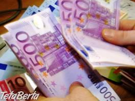 Finančná pomoc (pôžička, úver, hypotekárny úver) , Obchod a služby, Financie  | Tetaberta.sk - bazár, inzercia zadarmo