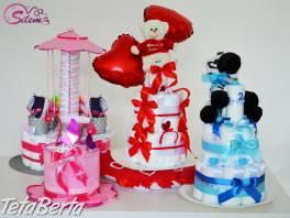 Plienkové torty na želanie , Pre deti, Kojenecké potreby  | Tetaberta.sk - bazár, inzercia zadarmo