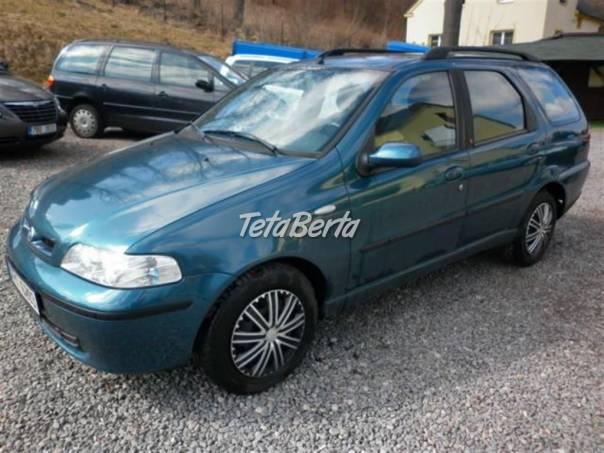 Fiat Palio 1,9 JTD MALÁ SPOTŘEBA, foto 1 Auto-moto, Automobily | Tetaberta.sk - bazár, inzercia zadarmo