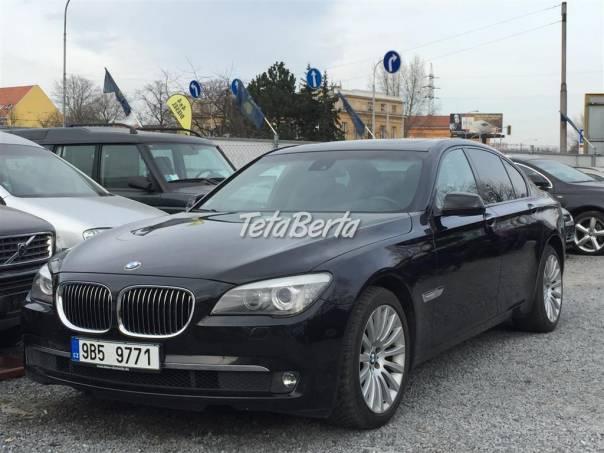 BMW Řada 7 740d, foto 1 Auto-moto, Automobily | Tetaberta.sk - bazár, inzercia zadarmo