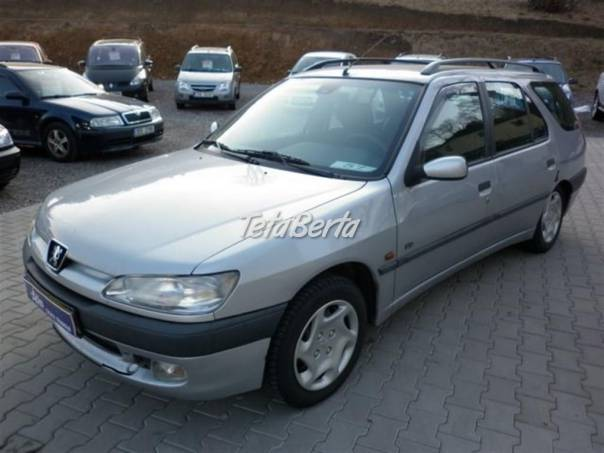 Peugeot 306 1,6i, foto 1 Auto-moto, Automobily | Tetaberta.sk - bazár, inzercia zadarmo
