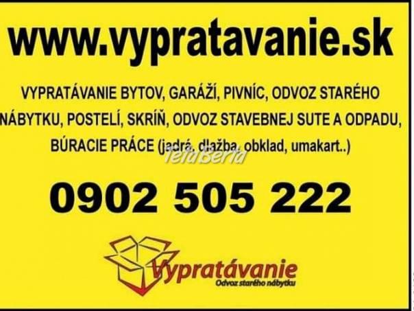 Vypratavanie a čistenie pozemkov , foto 1 Obchod a služby, Ostatné | Tetaberta.sk - bazár, inzercia zadarmo