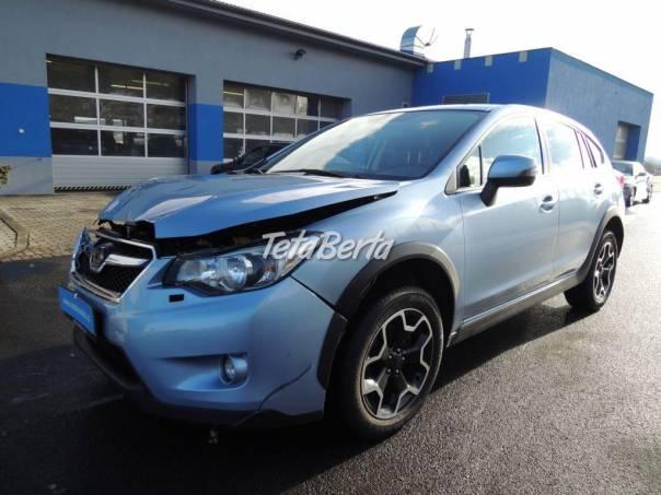 Subaru XV 2,0 i 4x4 odpoč. DPH, foto 1 Auto-moto, Automobily | Tetaberta.sk - bazár, inzercia zadarmo