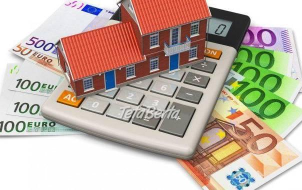 Ponúkam Hypotéky, spotrebné úvery, refinancovanie, poistenia... , foto 1 Reality, Chaty, chalupy | Tetaberta.sk - bazár, inzercia zadarmo