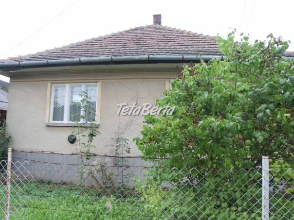 RD v obci Telkibánya, pozemok 900 m2, zastavaná plocha 80 m2, pôvodný stav, foto 1 Reality, Domy | Tetaberta.sk - bazár, inzercia zadarmo