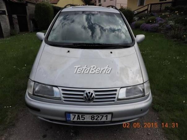 Volkswagen Sharan 2,8   VR6, foto 1 Auto-moto, Automobily | Tetaberta.sk - bazár, inzercia zadarmo