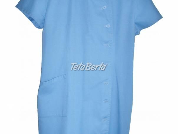 Modré zdravotnícke šaty Elegant veľ.40, foto 1 Móda, krása a zdravie, Oblečenie | Tetaberta.sk - bazár, inzercia zadarmo
