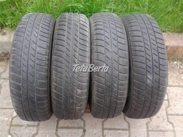 Škoda  Prodám letní pneu 165-70r13, foto 1 Auto-moto | Tetaberta.sk - bazár, inzercia zadarmo
