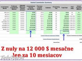 Z NULY NA 12 000$ MESAČNE LEN ZA 10 MESIACOV , Práca, Brigáda  | Tetaberta.sk - bazár, inzercia zadarmo