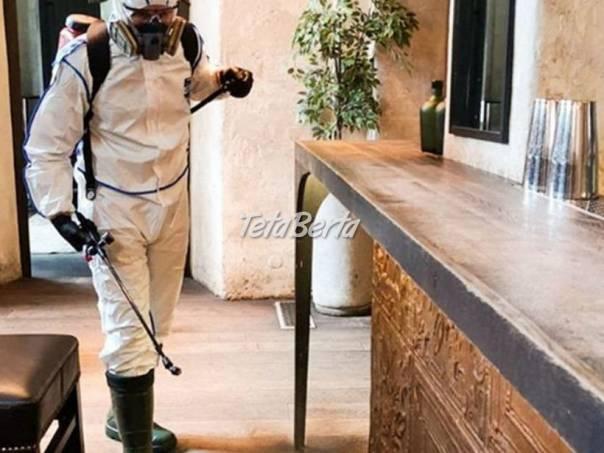 Ponúkame služby v oblasti polymérovej dezinfekcie, foto 1 Obchod a služby, Ostatné | Tetaberta.sk - bazár, inzercia zadarmo