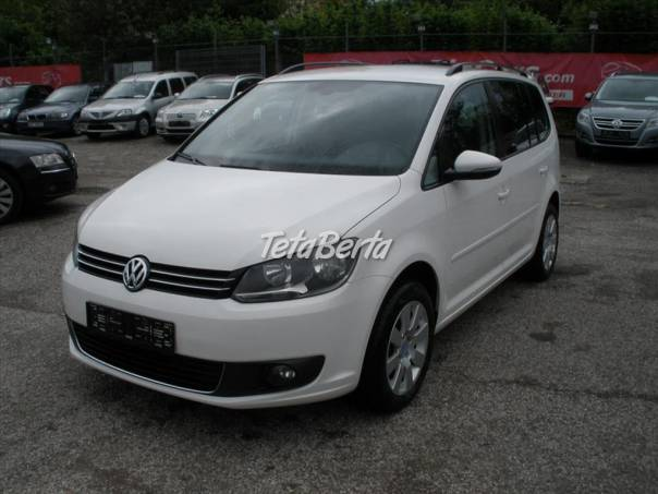 Volkswagen Touran 1.4 110kw,CNG,KRASAVEC, foto 1 Auto-moto, Automobily   Tetaberta.sk - bazár, inzercia zadarmo