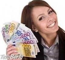 Ponuka pôžičiek medzi obzvlášť veľmi vážnymi a veľmi rýchlymi , Práca, Ostatné  | Tetaberta.sk - bazár, inzercia zadarmo