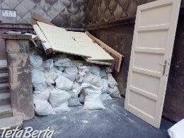Odvoz stavebnej sute pri rekonštrukcii  , Dom a záhrada, Stavba a rekonštrukcia domu  | Tetaberta.sk - bazár, inzercia zadarmo