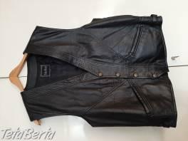Predám pánsku koženú vestu , Móda, krása a zdravie, Oblečenie  | Tetaberta.sk - bazár, inzercia zadarmo